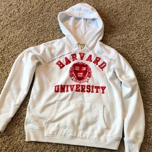 Harvard University hoodie